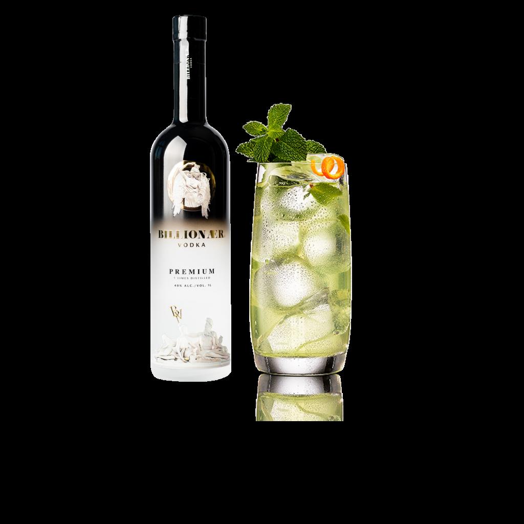 Billionær Vodka Mojito