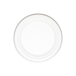 Sugarcane Plate Round 18cm (7″)