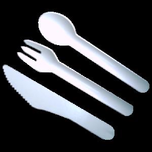 BIO Paper Cutlery 16cm