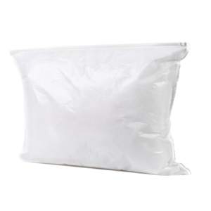 BIO Zipper Pouch with Cotton Filling (S) 450x350mm Zipper-Head PBS
