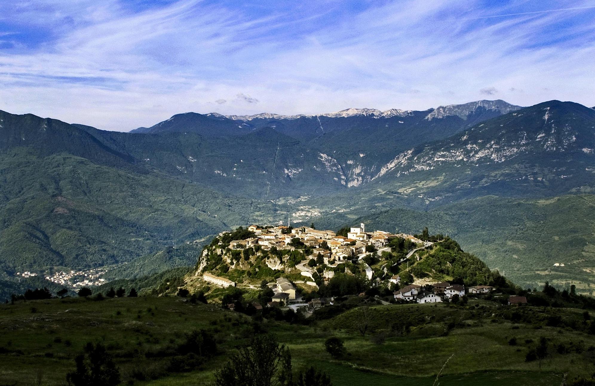 Civita D´Antino Italy