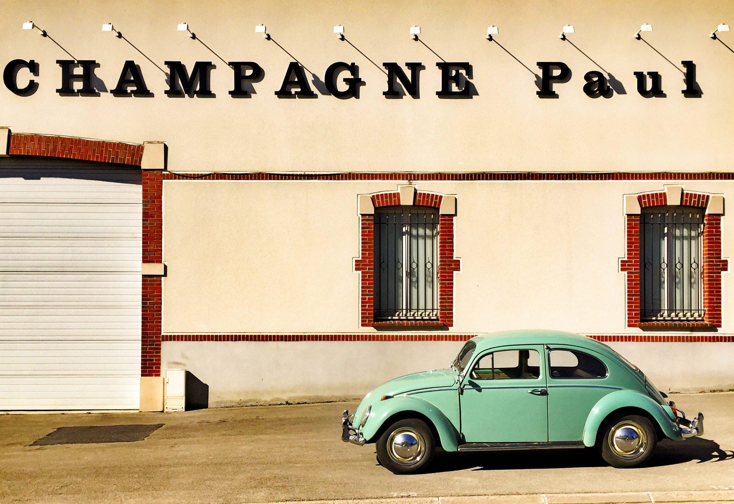 Épernay France