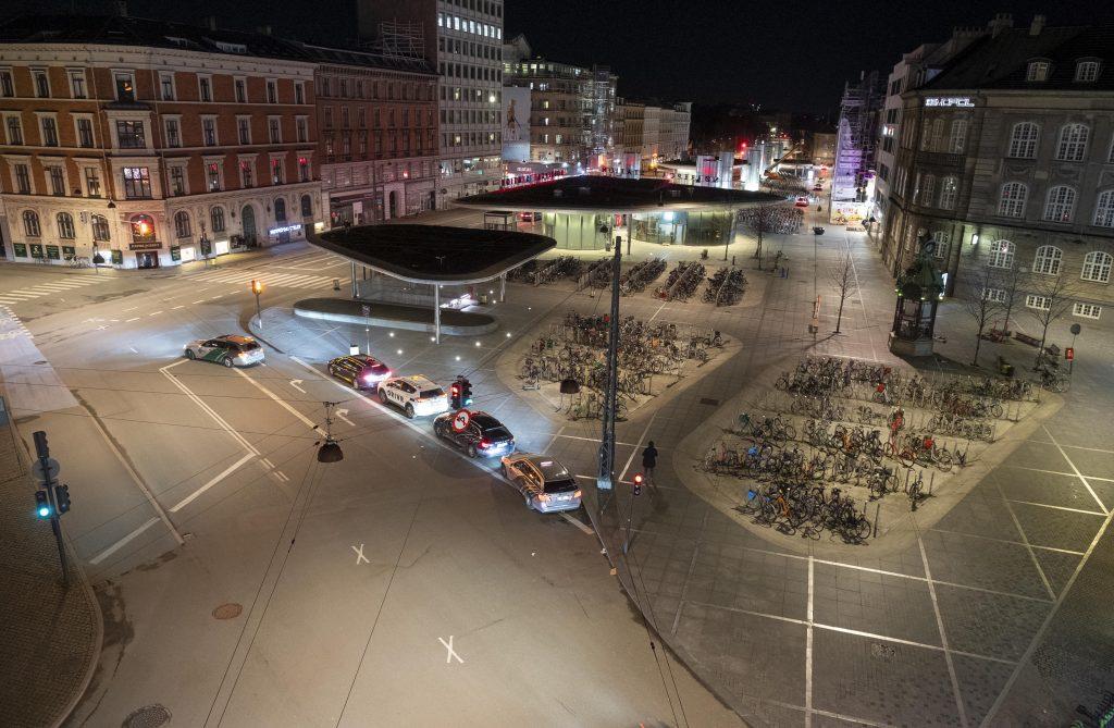 Nørreport Train Station/Copenhagen