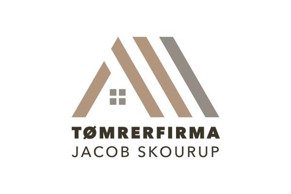 Tømrerfirmaet Jacob Skourup logo