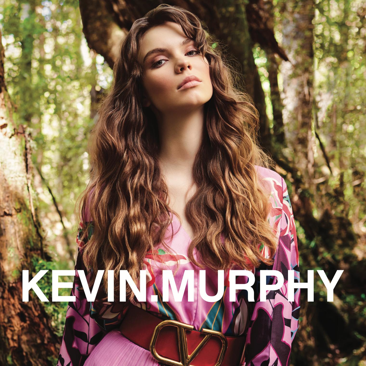 Kevin Murphy brochure artwork