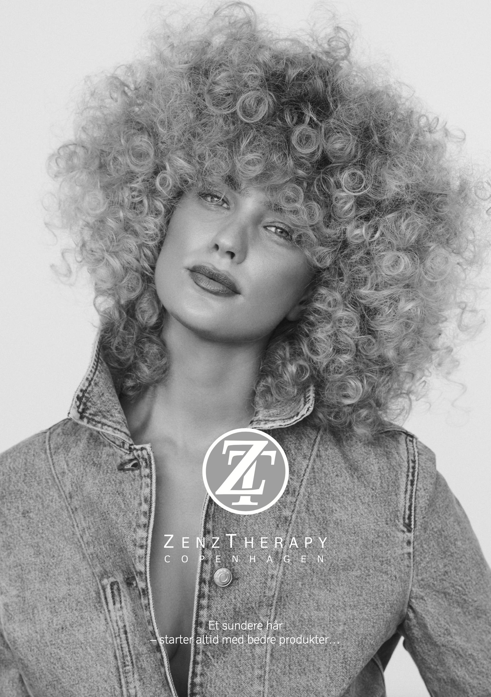 ZenzTherapy brochure artwork