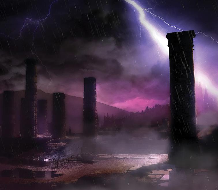 Foreshadowing Destruction VTES Javier Santos