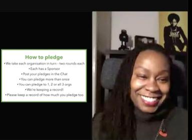 Black funding network - Yvette Griffith