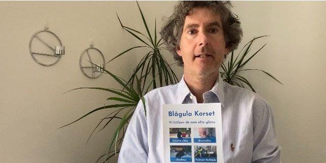 Steve Kay volunteer BGK