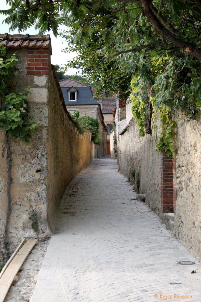 Hautvillier, Frankrike