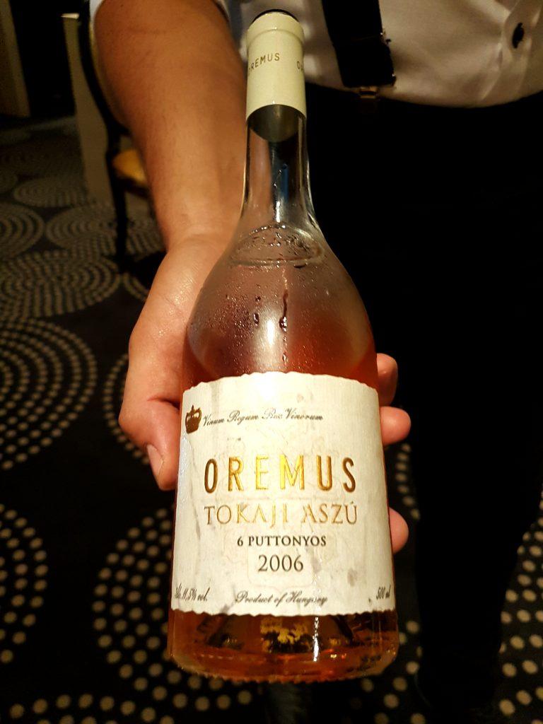 Oremus Tokaji Aszu 6 Pyttenyos 2006