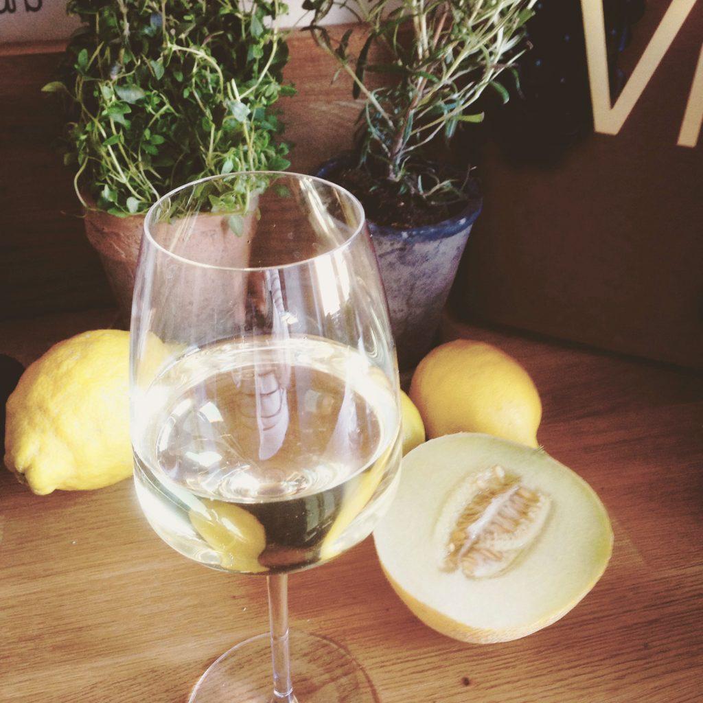 Vitt vin, Riesling kan man hitta när man testar viner