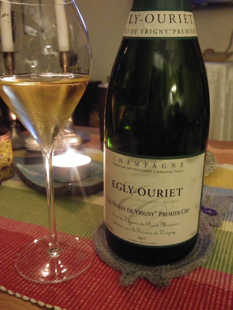Egly Ouriet Les Vignes de Vrigny
