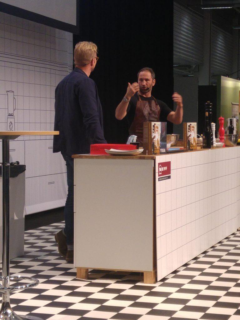 Paolo Roberto Stockholm Food & Wine 2017