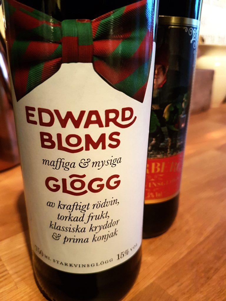 Edward Bloms glögg