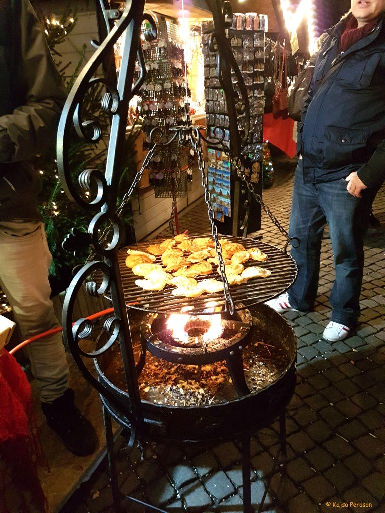 Serek - grillad ost