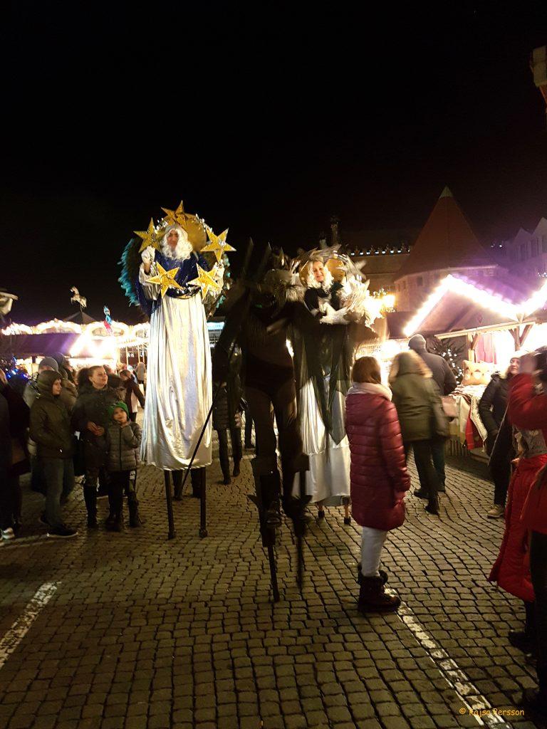 Julmarkanden i Gdansk