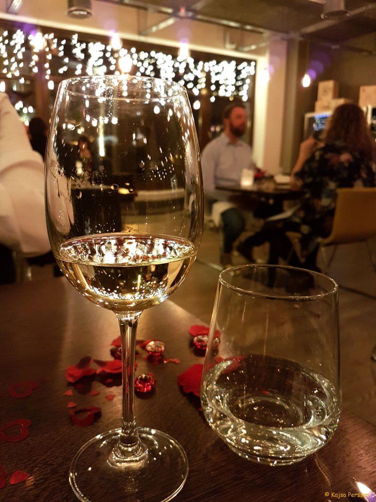 Stämningsfullt och fantastiskt gott på Restaurang Ritz, Gdansk