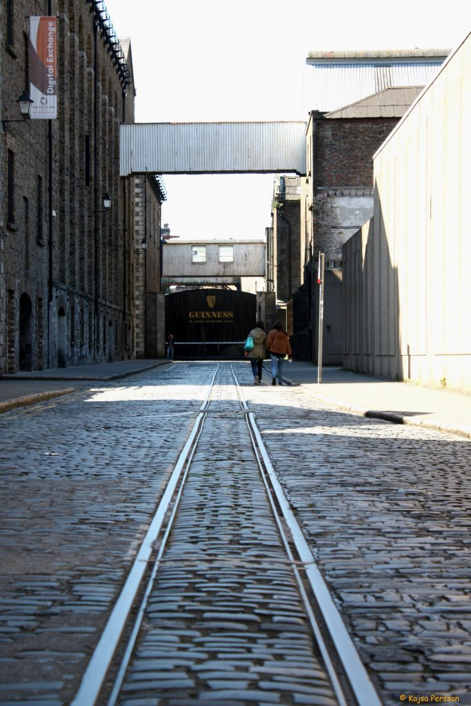 St James Gate, Dublin