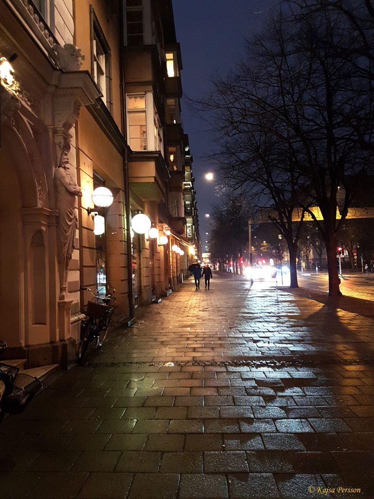 Längst Fersens väg, Malmö