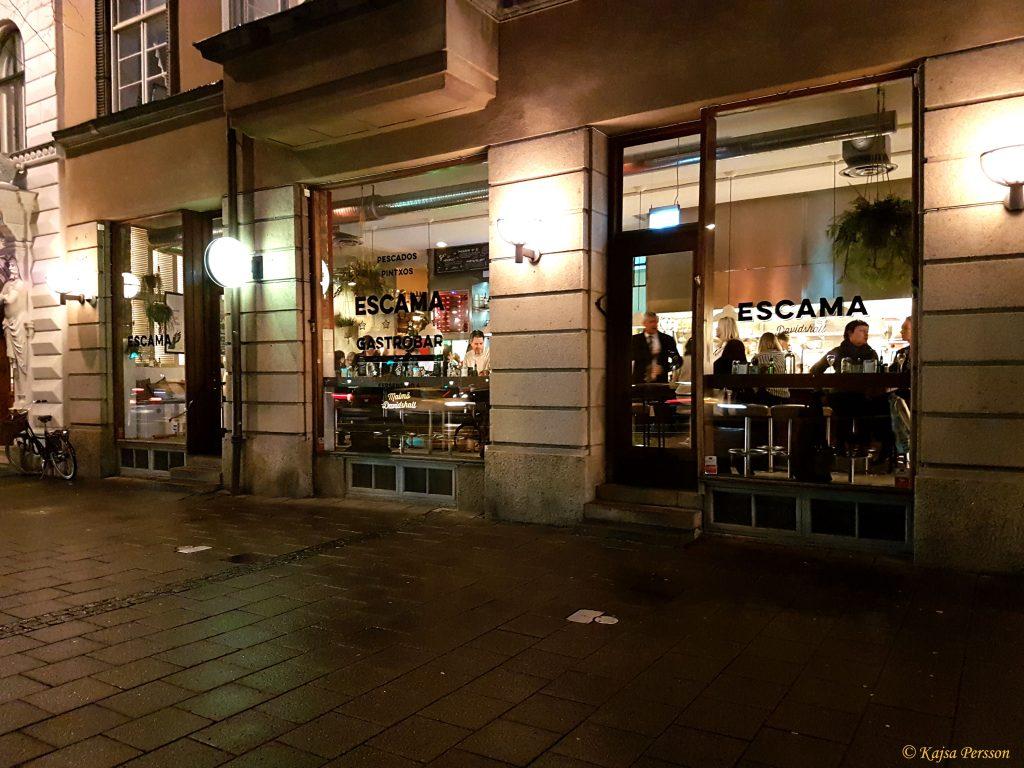 Escama Gastrobar, Malmö