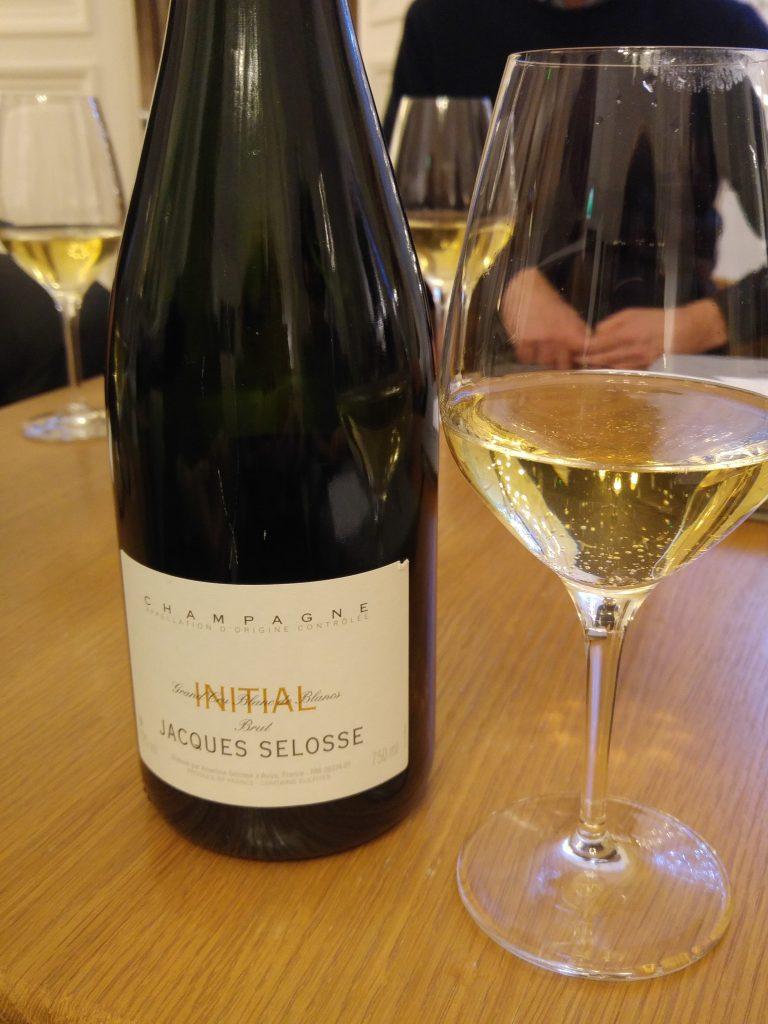 Selosse Initial vin på Les Avises