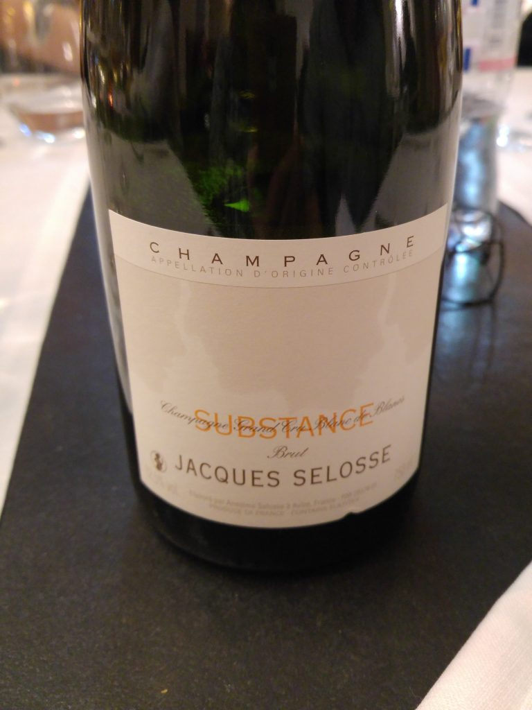 Selosse vin - Substance finns endast 3000 flaskor