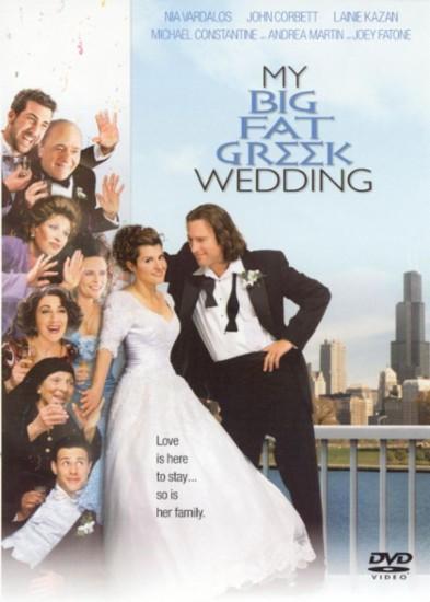 Mitt stora feta grekiska bröllop