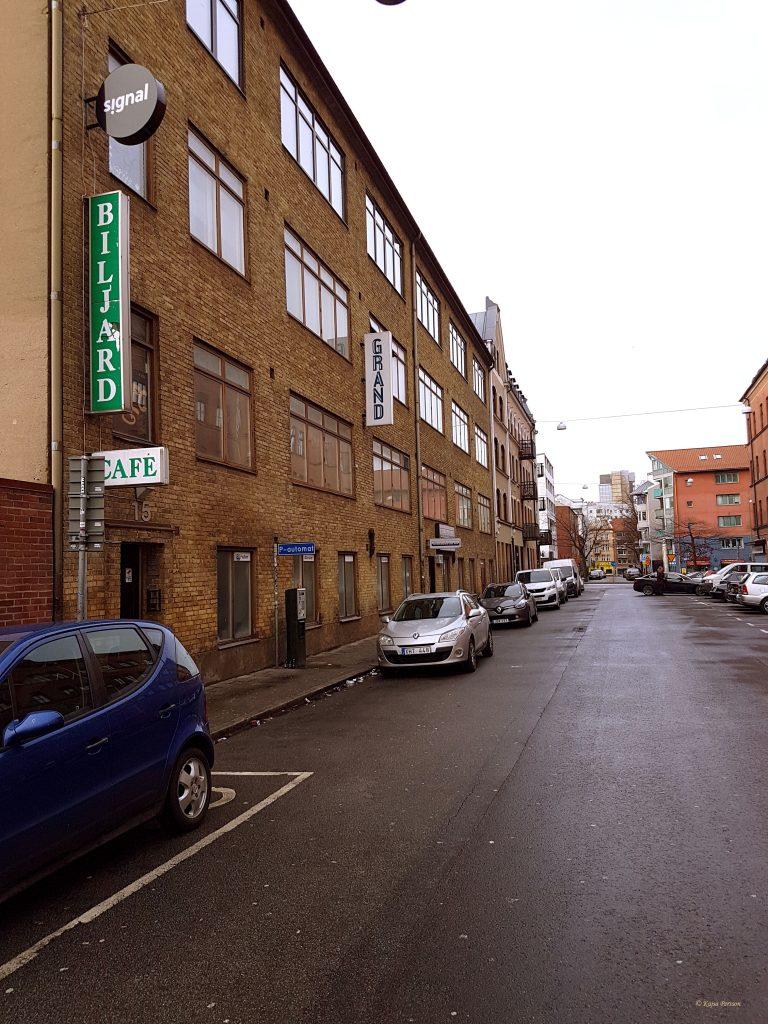 På Monbijougatan Malmö