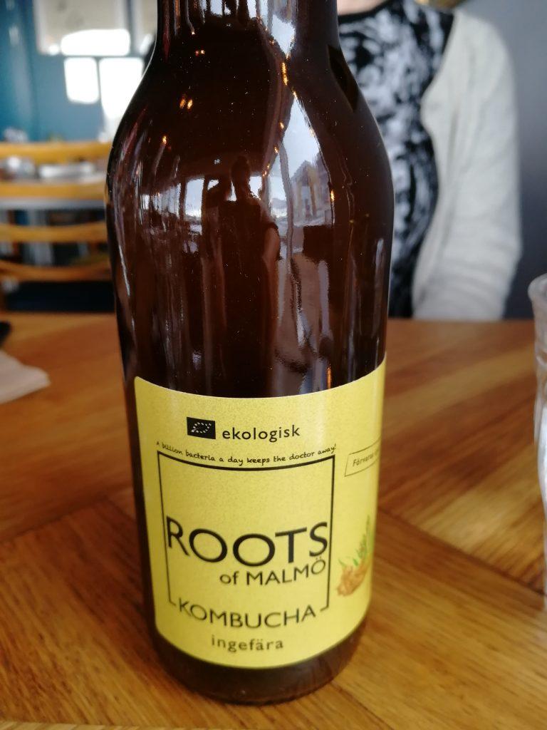 Kombucha från Roots of Malmö
