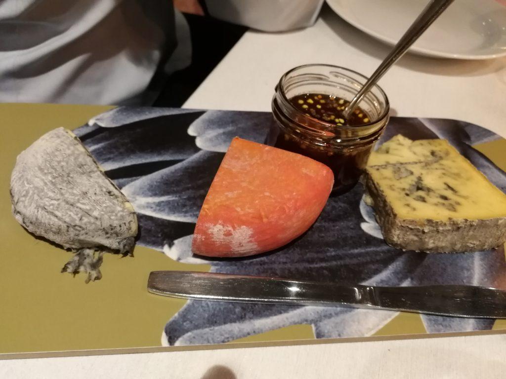 Ostar från Ådala Gård på Glocal dinner