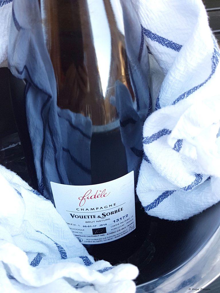 Vouette & Sorbée Fidele Champagne