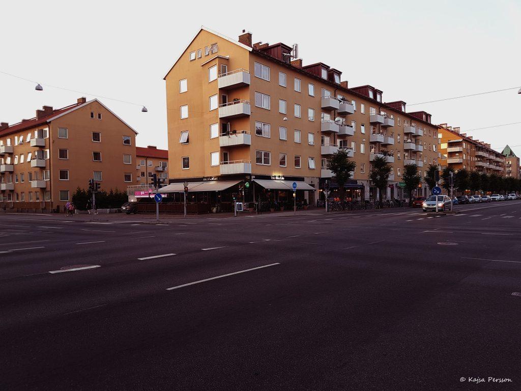 På hörnan ligger Bakfickan, Malmö