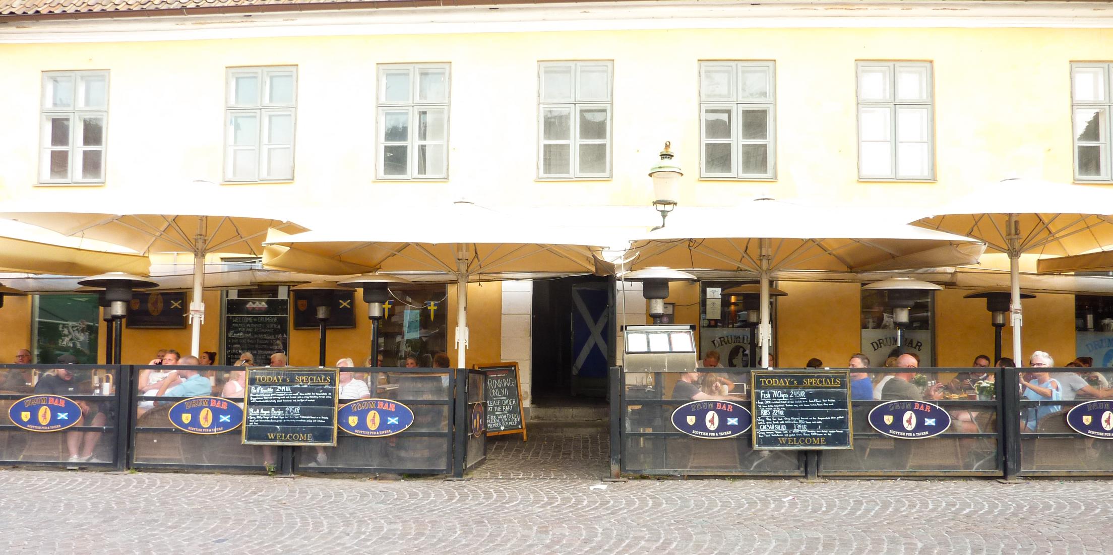 Drumbar Lilla Torg, Malmö