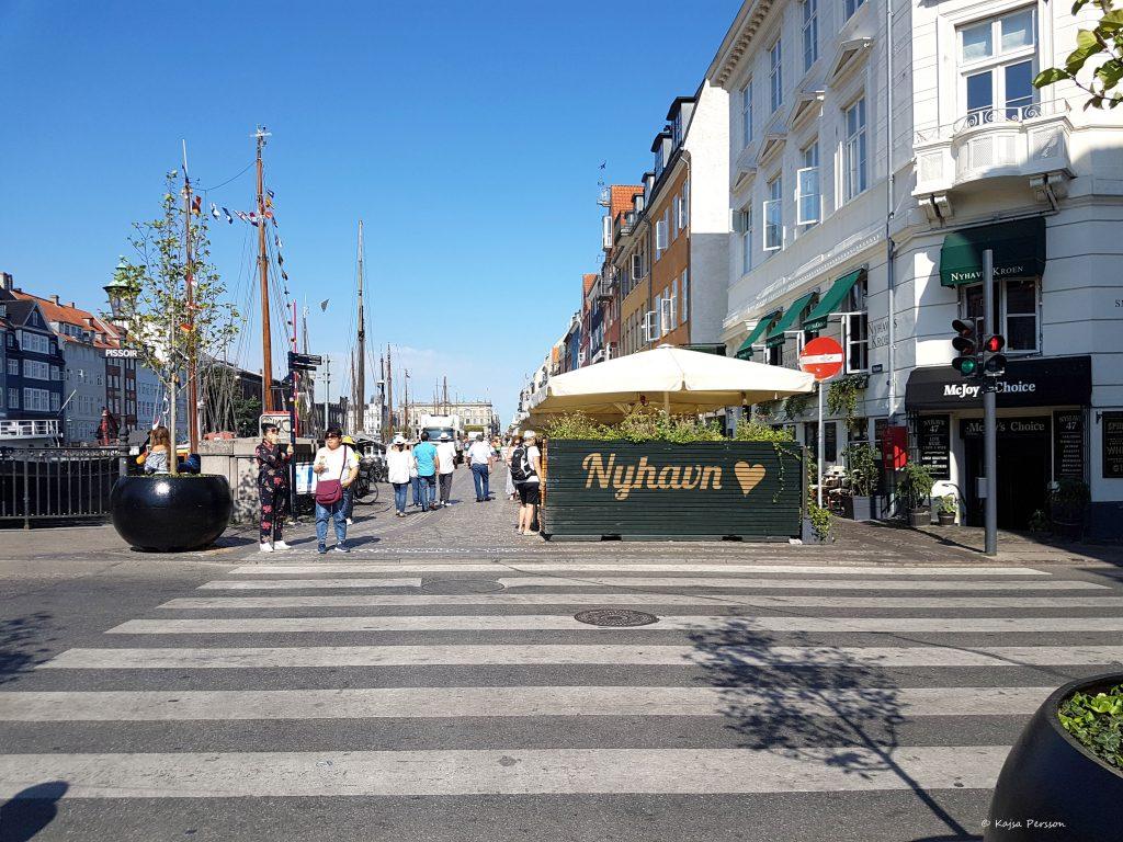 Nyhavn Köpenhamn
