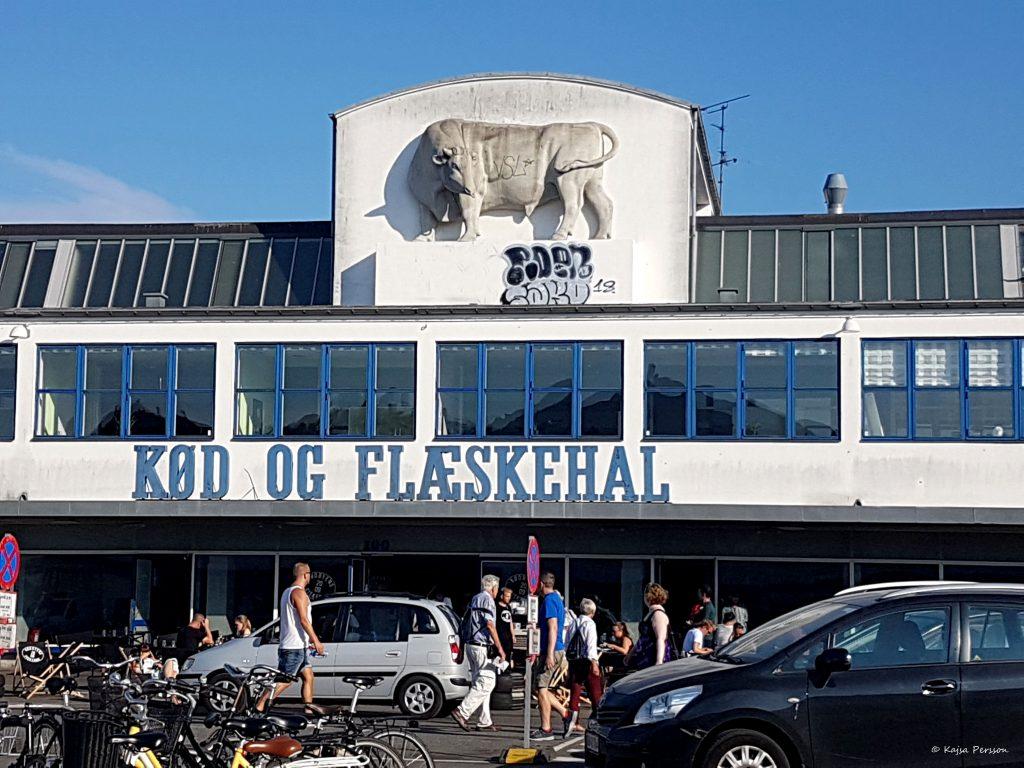 Köttbyen Vesterbro Köpenhamn