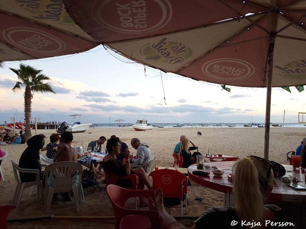 Utsikten hos Brasilianarna i Santa Maria