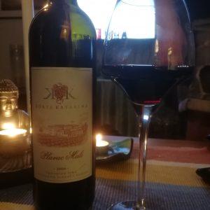 Kanske välja ett rött Kroatiskt vin på Sankt Vincent
