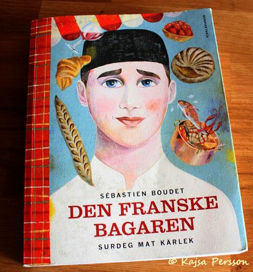 Boken Den franske Bagaren