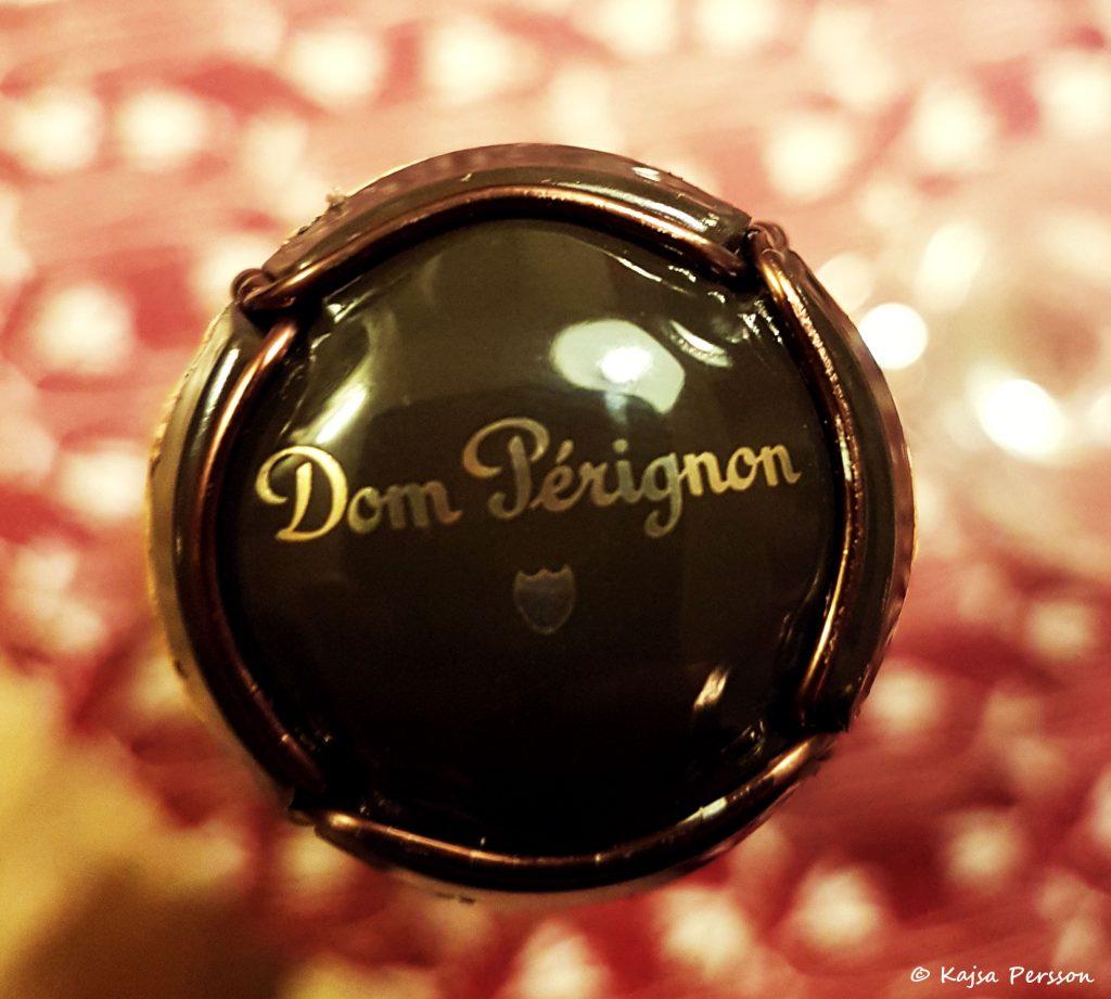 Dom Perignon kork