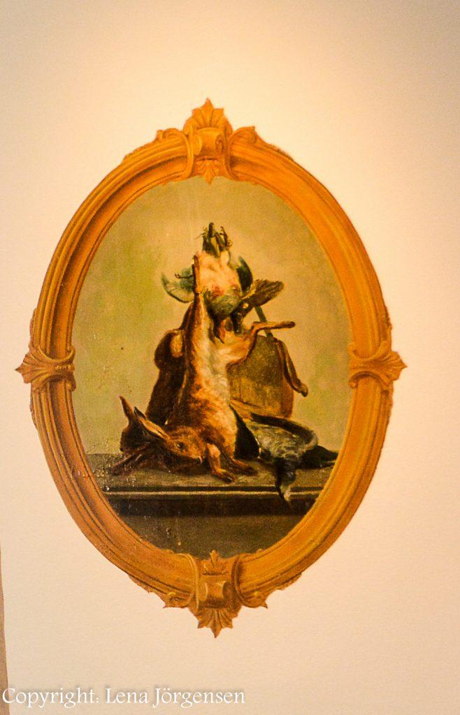 Gåramålning på Gästis i Staffanstorp