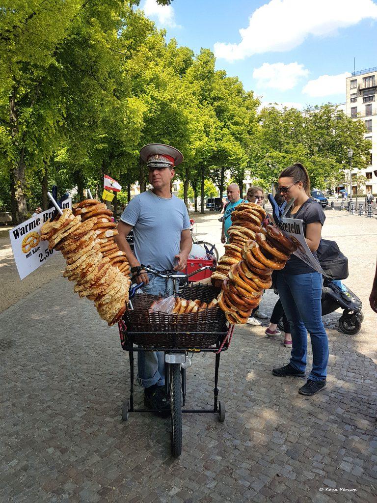 Kringler i Berlin