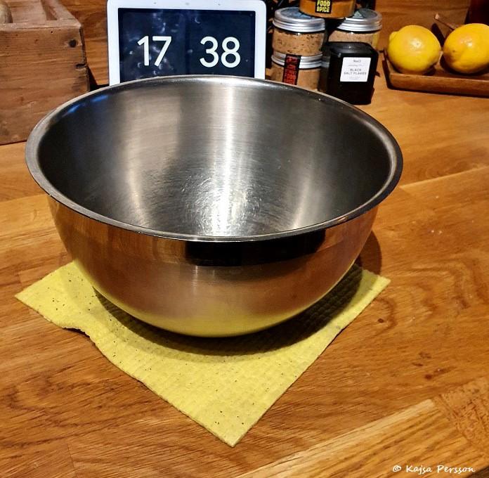 Wettex trasan är ett av flera smarta hjälpmedel i köket