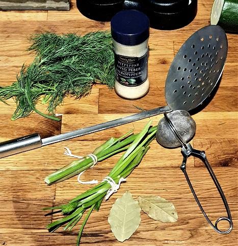 tesilen ett av våra smarta hjälpmedel i köket