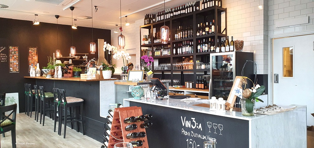Malmös vinbar - Swedish Wine center