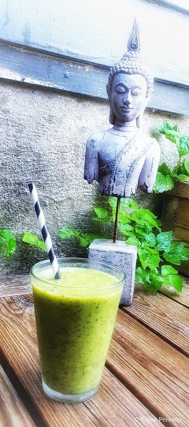 Goda gröna smoothies