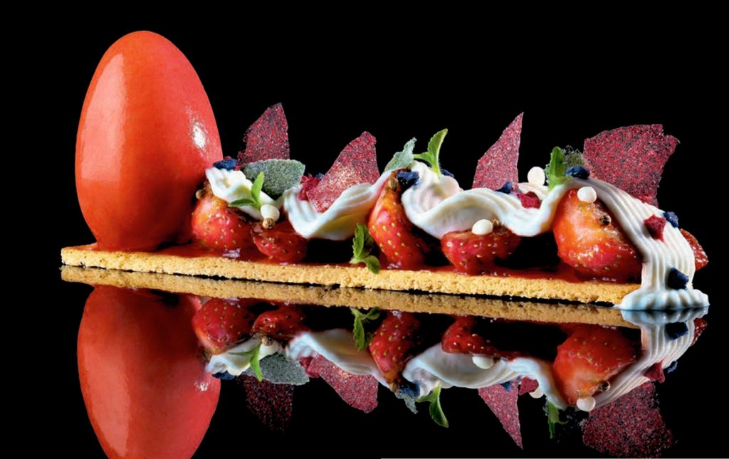 Heston Blumenthals dessert för lekfulla fiskarna