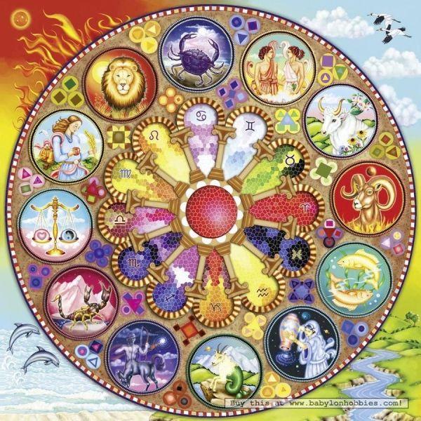 Stjärntecken - lånad bild
