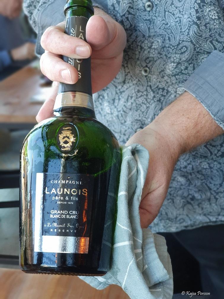 Launois Champagne till brunchen