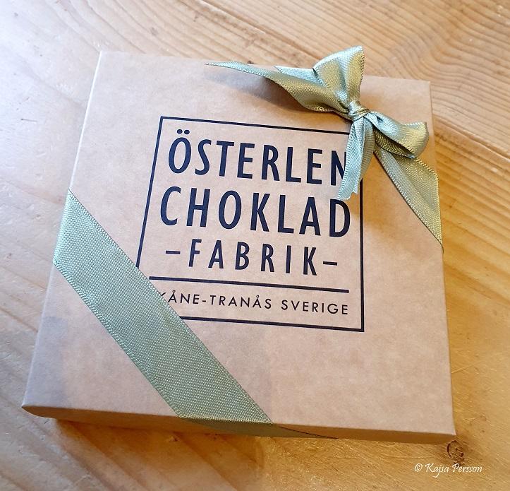 Pralinask från Österlen Chokladfabrik